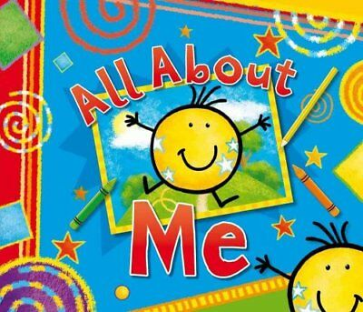 All About Me Record Book and Photo Album by Angie Hicks 9781841358727