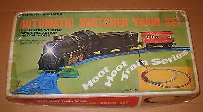 Vintage Battery Operated Train Set ( B )