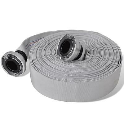 New Fire Hose Flat Hose 20 m with C-Storz Couplings 2 Inch J5Q8