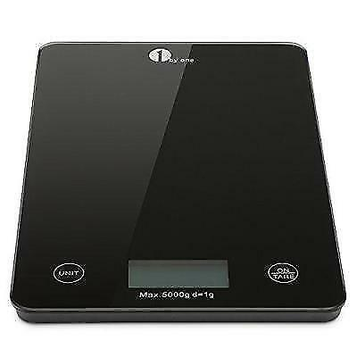 1byone Food Scale Digital Kitchen Scale Weigh in Gram LB and OZ Cooking Scale