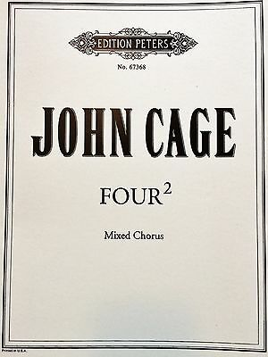 John Cage - Four² - Mixed Chorus