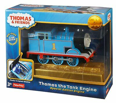 New 70th Anniversary Thomas the Tank Engine Special Edition Die Cast Train