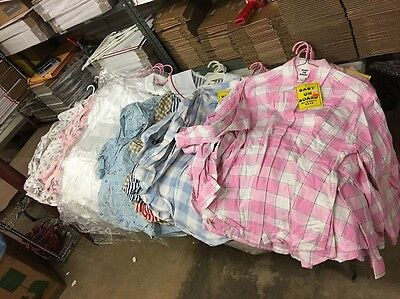 Wholesale Lot 50 Women's Maternity Shirts All Brand With Tags Mixed Sizes