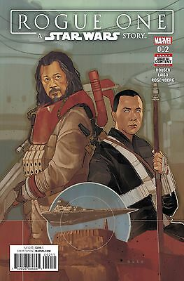 Rogue One #2 Noto Houser Laiso Star Wars Marvel Comic Book NM 1i bc