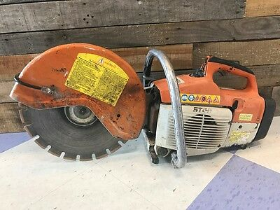 STIHL TS 400 GAS POWERED CONCRETE CUT OFF SAW *In-Store Pickup only*(LP1047976)