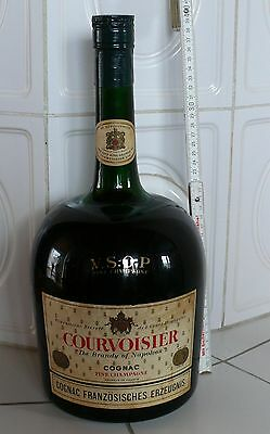 VSOP COURVOISIER 3 L The Brandy of Napoleon fine Champagne  very rare (N1936)