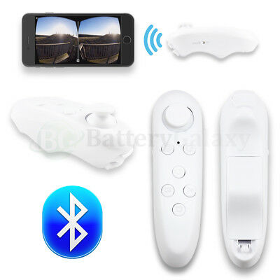 HOT! VR BOX Virtual Reality 3D Glasses Bluetooth Remote Control For Smartphone