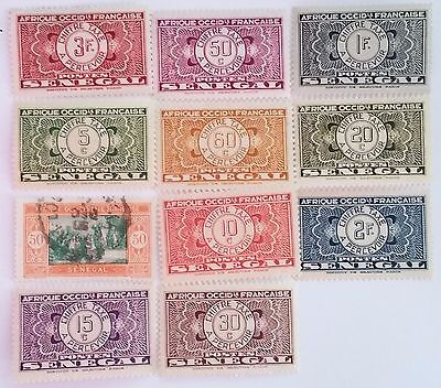 Senegal Stamps Mint/lh...worldwide Stamps