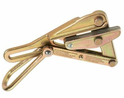 Klein Tools Chicago® Grip -for Extra-High-Strength Cables, Messenger, Guy Strand