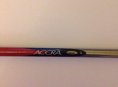 TITLEIST 917 915 913 Accra SE80 M5 X Flex Driver shaft USED