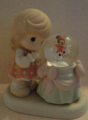 Precious Moments Disney AREN't YOU SWEET Minnie Mouse - mint with box
