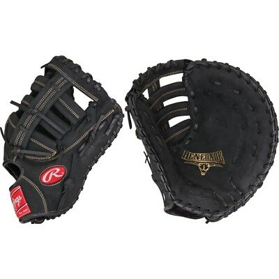 """Rawlings 12.5"""" Renegade Series First Base Glove, Right Hand Throw"""