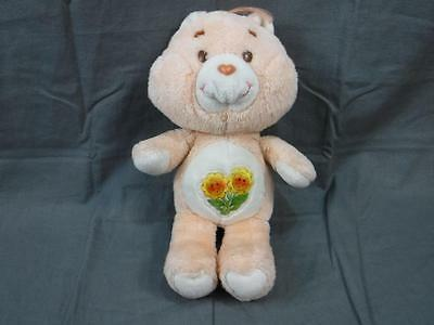 Vintage Care bears Friend Bear Plush Kenner 14 inch tall 1980's