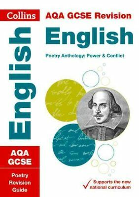 AQA GCSE Poetry Anthology: Power and Conflict Revision Guide 9780008112554