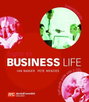 English for Business Life Intermediate: Self-Study Guide 9780462007649