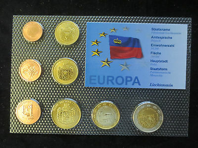 Liechtenstein Euro Probe KMS 2004