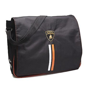 BAG Messenger Laptop Shoulder School Lamborghini Automobili Sportscar NEW! Gift