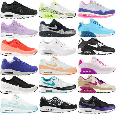 ▷ Nike Damen AIR MAX Sneaker Schuhe Classic BW Ultra 90 1 Light Command NEU