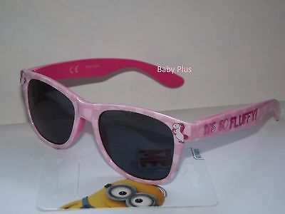 BNWT GIRLS despicable me minions pink SUNGLASSES 100% UV PROTECTION