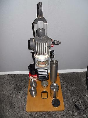 Vintage Omega Photo Enlarger Model B22 With Extras
