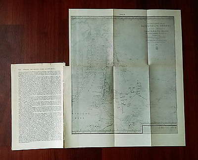 1903 U.S. Whaling and Sealings Claims Against Russia Map