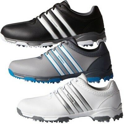 Adidas Golf 2017 Hombre 360 Traxion WD Climaproof Zapatos De Golf Impermeables