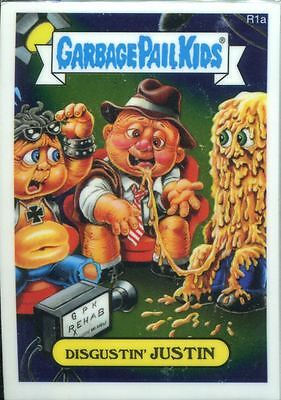 Garbage Pail Kids Chrome Series 2 Complete 26 Card Returning Characters Set
