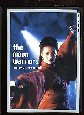 THE MOON WARRIORS  Sammo HUNG    Maggie CHEUNG / Andy LAU   DVD ZONE 2