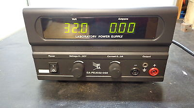 EA 32V 150W laboratory power supply