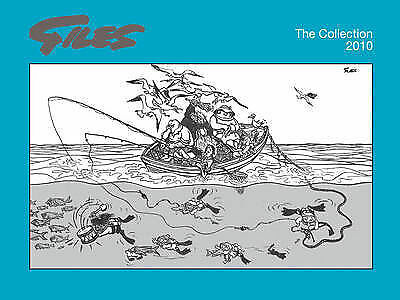 Giles: The Collection 2010 by Octopus Publishing Group (Paperback, 2009)