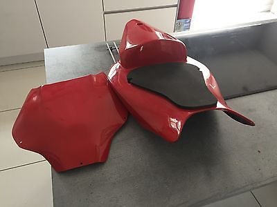 Yamaha R6 Race / Track Seat Unit Tail 13s 2oc 2006 2007 2008 2009 2010 2011 2012