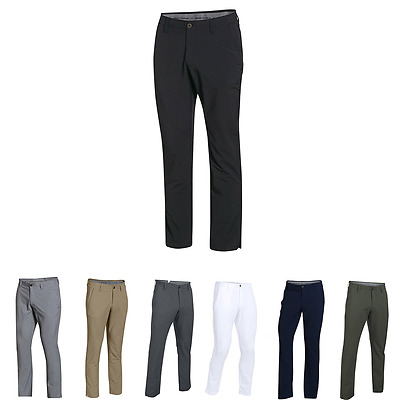 Under Armour MatchPlay Tapered Performance Trousers 1253492 - ALL SIZES