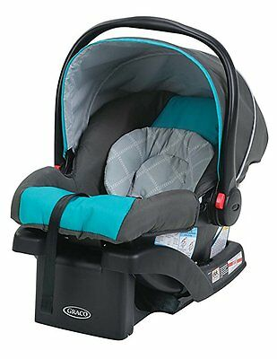 Graco SnugRide 30 BABY CAR SEAT, Click Connect Front Adjust CAR SEAT, Finch