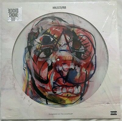 Halestorm - ReAniMate 3.0: The Covers EP - Picture Disc EP - RSD 2017