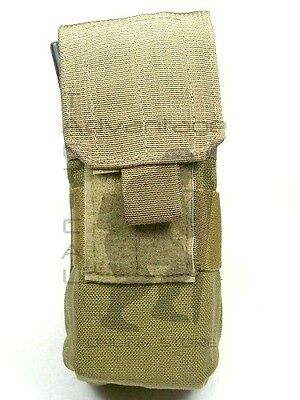 Eagle Industries MOLLE 5.56mm Triple Mag Pouch - khaki 500D or 1000D