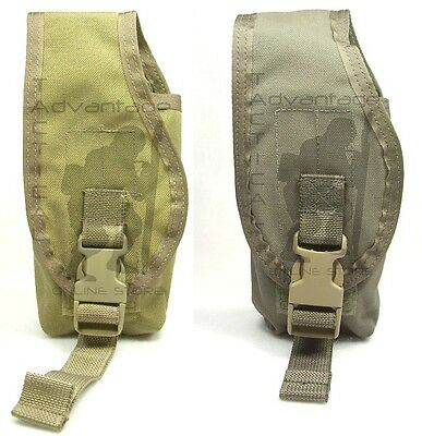 Eagle Industries MOLLE AN/PRC-112 Sabre Radio Pouch - khaki or Ranger green