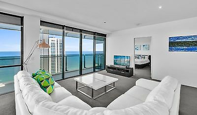GOLD COAST HOLIDAY ACCOMMODATION Circle 3 BED Luxury Sub Penthouses 5 Nts $1575
