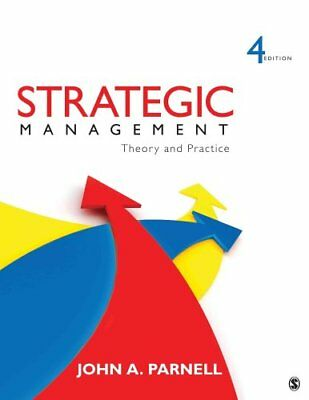 Strategic Management: Theory and Practice by John A. Parnell (Paperback, 2013)