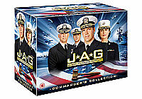 JAG: The Complete Seasons 1-10 (Box Set) [DVD] - NEW/SEALED