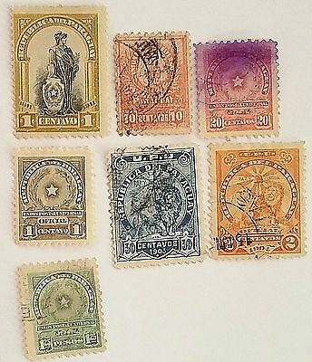 Paraguay Used Stamps Scu999Bb.... ..worldwide Stamps