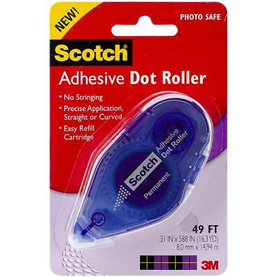 3M-Scotch Adhesive Dot Roller