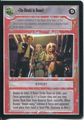Threepio With His Parts Showing C1327 Star Wars Tatooine LS Rare CCG Card