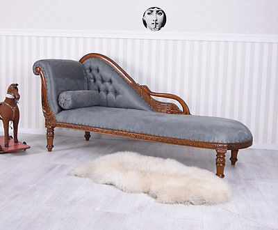 Empire Sofa Madame Recamier Chaiselongue Liege Antik Recamiere Antik
