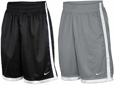 Nike Men's Hustle Game Mesh Training Shorts