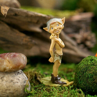 Top Collection Fairy Garden -  Pixie with Owl