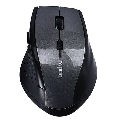2.4GHz Wireless USB Optical Gaming Game Mouse Mice 6 Keys For Computer PC Laptop