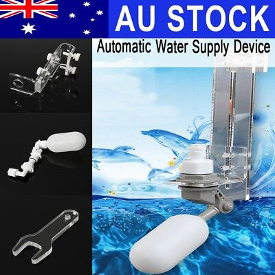 AU Aquarium Fishbowl RO Reverse Water Auto Refill Filler Supply Float Kit Set