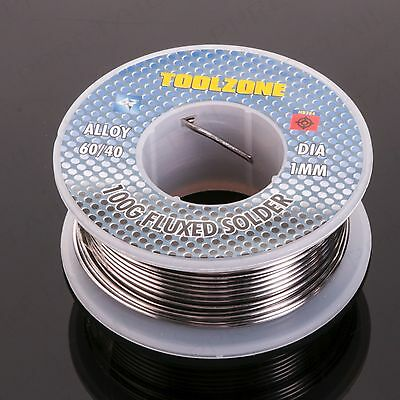 100G FLUX SOLDER REEL Electronic Circuit Board Strong Tin Welding Iron Wire Lead