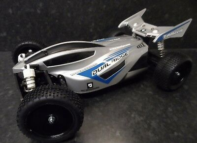 New Tamiya TT-02B Front & Rear 1/10 4WD Buggy Wheels & Tyres 12mm Hex By Absima