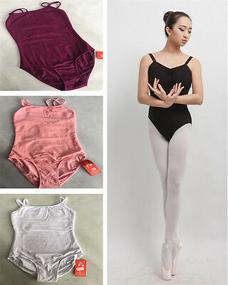 Brand New  Bellet Dance Leotard Camisole Gym Yoga Aerobics Cotton
